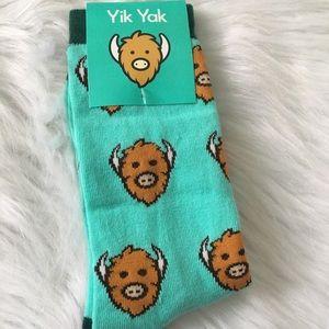 Yik Yak Accessories - Rare Yik Yak Socks